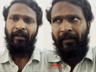 Vetri Maaran's Emotional Video - talks about his relationship with actor Nitish Veera - Tamil Cinema News