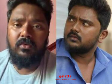 SAD: Actor Bala Saravanan brother in law dies at the age of 32 - Emotional statement from the actor!