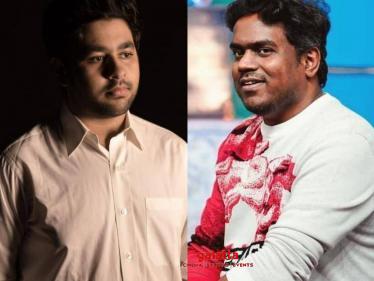 Yuvan Shankar Raja teams up with Rahman's son A.R.Ameen - New Song Released!