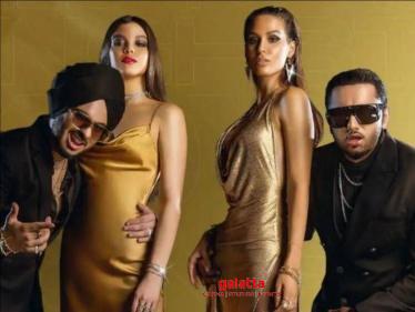 Yo Yo Honey Singh's Latest Trending Video Song - Check Out!