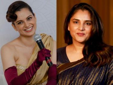 நடிகை கங்கனா ரனாவத்துக்கு அறிவுரை கூறிய பிரபலம் !