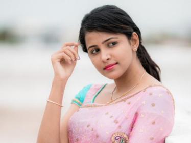 கமல்ஹாசனுக்கு கலையால் சமர்ப்பணம் செய்த நடிகை சுபிக்ஷா !