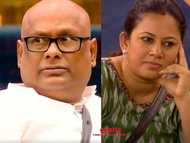 Suresh's sarcastic comment about Archana goes viral | Bigg Boss 4 Tamil