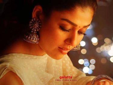 Nayanthara's next film gets officially announced - title and first look poster here! - Malayalam Cinema News