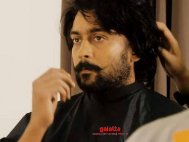 Suriya's Soorarai Pottru BGM New Glimpse | Trending Video | GV Prakash - Tamil Cinema News