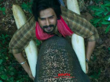 Kaadan Movie New Promo Video   Vishnu Vishal   Prabu Solomon