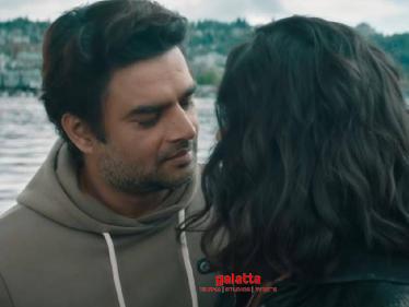 Anushka - Madhavan's Nishabdham new romantic video song - watch here