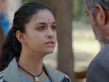 கீர்த்தி சுரேஷ் நடிப்பில் குட் லக் சகி டீஸர் வெளியானது !