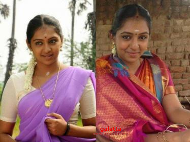Lakshmi Menon's comeback Tamil film revealed - sequel of this comedy entertainer!