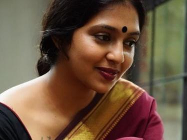 இணையத்தை அசத்தும் நடிகை லக்ஷ்மி மேனனின் புதிய போட்டோஷூட் !