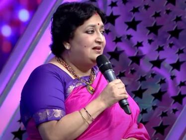 இணையத்தை ஈர்க்கும் லதா ரஜினிகாந்த் பாடிய பாடல் !-