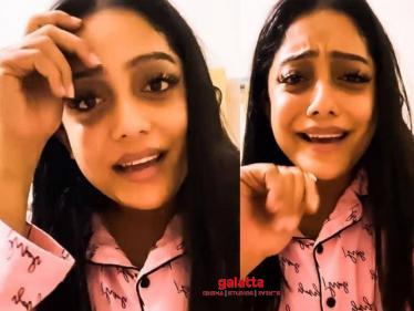 Bigg Boss sensation Abhirami gets pissed for THIS Reason - Trending Video here! - Tamil Cinema News