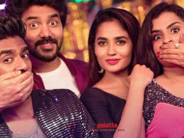 Bigg Boss star Kavin's new video with Teju Ashwini and Sivaangi - Check Out - Tamil Movies News