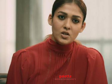 Lady Superstar Nayanthara's next intriguing thriller film - Official Trailer is now out! - Tamil Cinema News