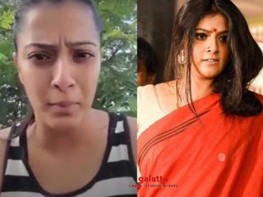 Unexpected: Varalaxmi Sarathkumar's social media accounts HACKED! Official statement here!