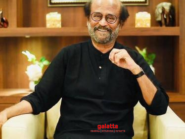 Superstar Rajinikanth's latest statement about Annaatthe - New Update
