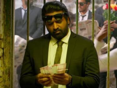 makkal selvan vijay sethupathi parthiban thuglaq durbar arasiyal kedi video song