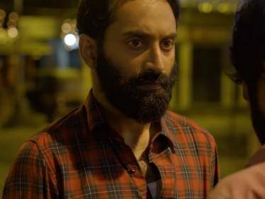 malayalam actor fahadh faasil malik movienew trailer released now