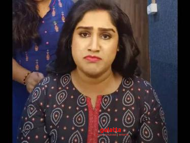 Vanitha Vijayakumar posts new video from the sets of KPY - check out!