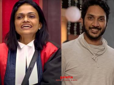 Popular Tamil film personality trolls Suchi for her Bigg Boss decisions!