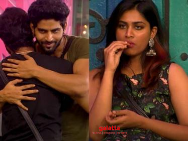 Balaji says Shivani will be evicted soon | SEMMA TWIST - Bigg Boss 4 Promo