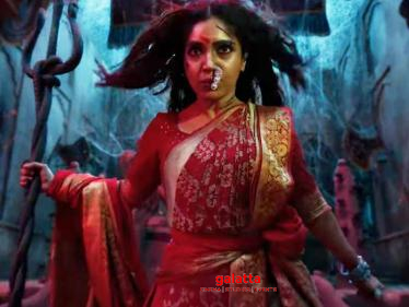 Durgavati Official Trailer - Remake of Anushka's Bhaagamathie - check out - Telugu Cinema News