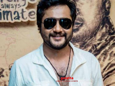 OFFICIAL: After Putham Pudhu Kaalai, it is a gangster film for Bobby Simha!