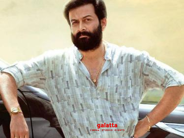 Prithviraj tests positive for corona virus - fans pray for the actor's speedy recovery! - Malayalam Cinema News