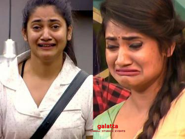 Losliya is devastated and crying: Vanitha's latest message for Losliya fans!