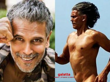 Case registered against model-actor Milind Soman for obscenity over naked running photo