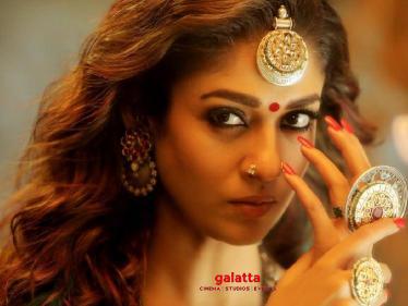 Nayanthara denies acting in this historical mega biggie - Official Statement! - Tamil Cinema News