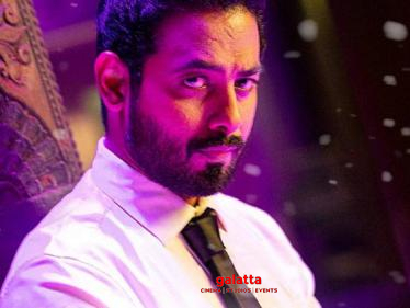 Bigg Boss sensation Aari's next film's stylish first look poster released - check out - Tamil Cinema News