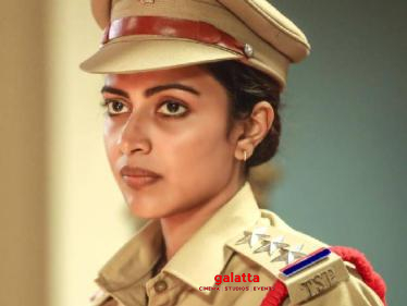 Amala Paul becomes a Police Officer for her next project - exciting deets here!