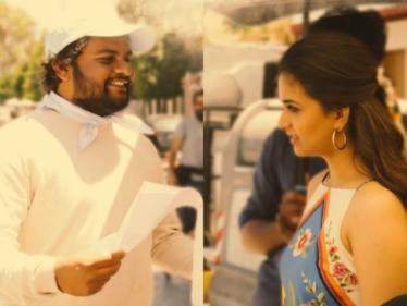 மிஸ் இந்தியா திரைப்பட இயக்குனரின் பிறந்தநாள் ! படக்குழுவினர் செய்த சர்ப்ரைஸ்