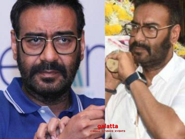 Deepest condolences to actor Ajay Devgn and family!