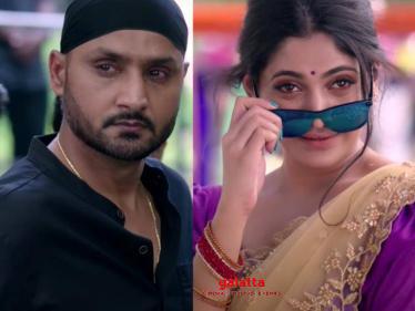 Harbhajan Singh's Friendship Movie's Official Teaser | Losliya | Arjun - Tamil Cinema News
