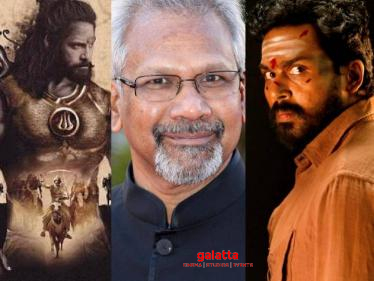 Big update on Mani Ratnam's Ponniyin Selvan - check out the latest announcement