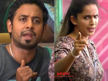 Aari's accusation against Samyuktha - latest Bigg Boss 4 Controversial Promo!