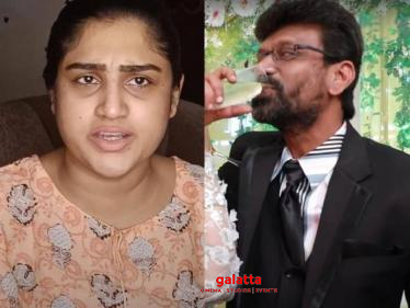 Vanitha Vijayakumar reveals shocking incidents about Peter Paul - watch video here