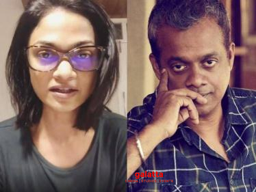 Suchi wants Gautham Menon to enter Bigg Boss house as wildcard contestant!