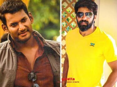 Vishal begins shooting for his next multistarrer film | New Promo Video | Arya - Latest  Movie News