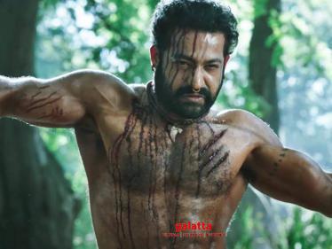 Rajamouli's RRR - New Mass Action Packed Teaser | Jr NTR | Ram Charan - Latest  Movie News