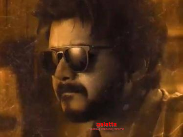 Thalapathy Vijay's Master - Much Awaited update on the way - new video released