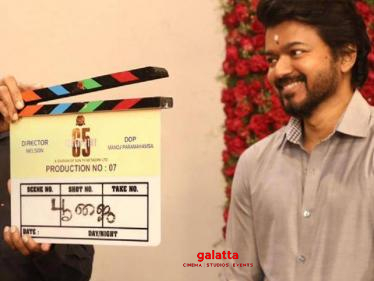 OFFICIAL: Full Crew of Thalapathy 65 REVEALED - Exciting talents onboard! - Tamil Cinema News