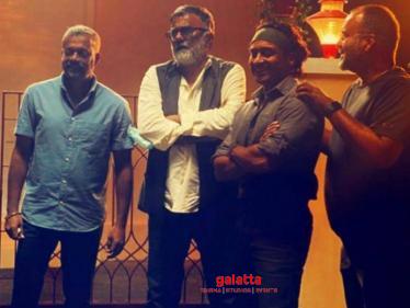 New pictures from Suriya - Gautham Menon's Navarasa go viral  on social media! - Tamil Cinema News