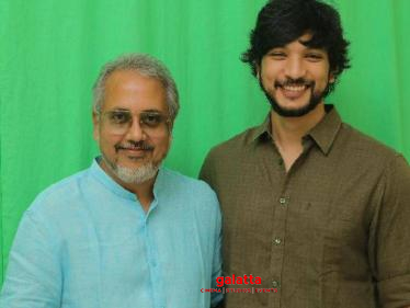 Gautham Karthik officially announces his next film with this popular director!
