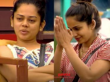 Bigg Boss 4 Tamil New Promo - Anitha Sampath pissed with Samyuktha!