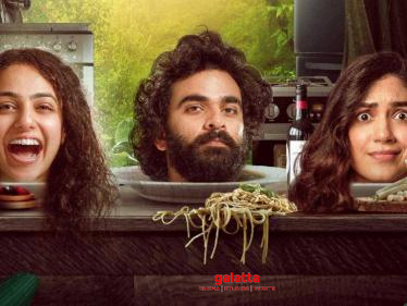 Ashok Selvan's next film after Oh My Kadavule - title and first look released!  - Tamil Cinema News