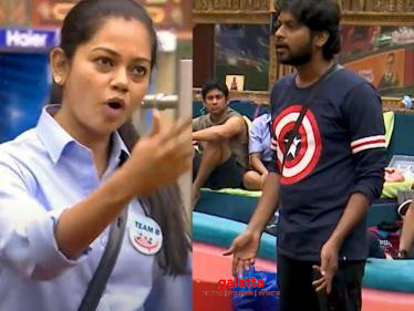 New fight in Bigg Boss 4 house - this time it is Rio VS Anitha and Sanam!