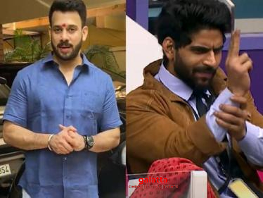 Actor Bharath's latest viral statement about Bigg Boss 4 Tamil - check out